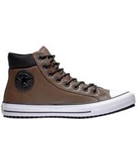 Converse Pánské kotníkové tenisky Chuck Taylor All Star Boot PC  Chocolate Black White afcac4883d1
