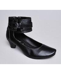 JANA Fekete Női cipők - Glami.hu f3a7978701