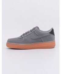 Nike Air Force 1  07 LV8 Style Flat Pewter  Flat Pewter - Gum Med 2a24c4c84e