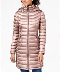 Bunda Calvin Klein Packable Jacket růžová 2cbd380e0e8