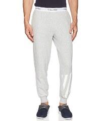 9f7e3667dc0 Calvin Klein sivé pánske tepláky Jogger s potlačou