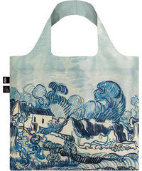 Loqi Kék táska Vincent Van Gogh Old Vineyard and Landscape Bag 58b5d49ac5