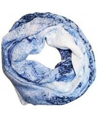 Šála Guess Nissana logo foulard blue 583c4bf767