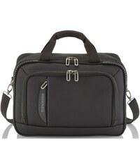 Travelite CROSSLITE fekete laptop tartós elegáns kabintáska kézipoggyász c66468b388