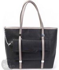 I 521 fekete-bronz Chiara rostbőr AKCIÓS női táska f8791ab9b7