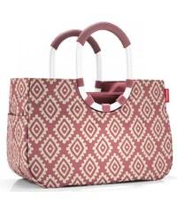 54895c310e6e Reisenthel Loopshopper M púder gyémánt női bevásárló táska
