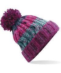 Beechfield Zimní čepice Corkscrew Winter d5afd5e341