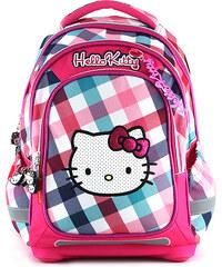 0e0124dd938 Školní batoh Hello Kitty 053511 BS Square Hello Kitty