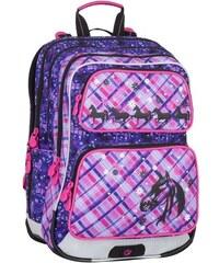 Školní batoh GALAXY 7 B violet pink - Doprava zdarma 6c2090916e