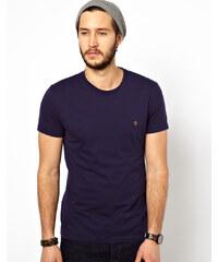 Farah - T-shirt avec logo lettre « F - Bleu