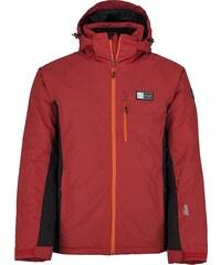 Pánská lyžařská bunda KILPI CHIP-M Červená (NADMĚRNÁ VELIKOST) d3a6d48d16c