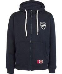 FC Arsenal gyerek kapucnis pulóver Zip dark 8f3162e338