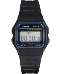 Casio - Montre digitale classique - F-91W-1XY - Noir