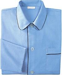 e01ba3101af9 Blancheporte Klasické pyžamo neb.modrá