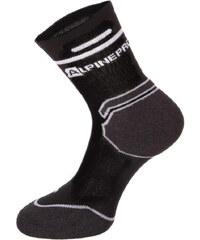 cae1f4f2a3a ALPINE PRO GLYNIS 2 Unisex ponožky USCM045990 černá S