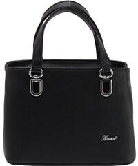D 284 fekete Karen rostbőr női alkalmi táska - Glami.hu cb9e6a6493