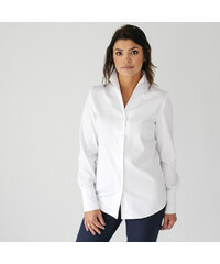Dámská košile Willsoor bílá 10153 95f912cebb