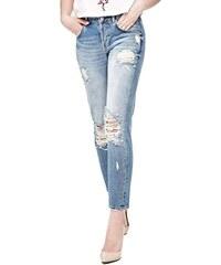 Guess dámské světle modré džíny Vanille cbc52a74f6
