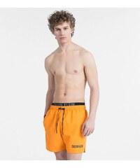 Calvin Klein pánské oranžové plavky f6a4b3d4ee