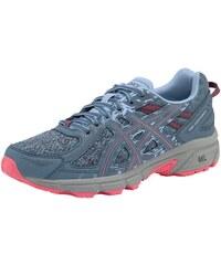 ASICS Běžecká obuv  GEL-CONTEND 5  nebeská modř   svítivě růžová ... a960500f9a