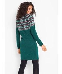 Zelené podzimní šaty - Glami.cz c74a97109d