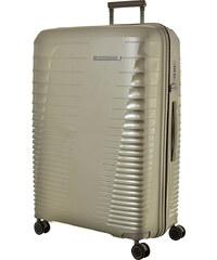 Cestovní kufr March Stonic L 1221-72-86 bronzová 25307ea481