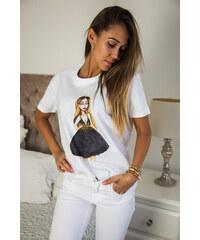 a54c349d789 Eshopat Dámské tričko Doll Chloe