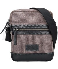 41e9ef5d86 Lagen Pánská kožená taška přes rameno 22409 black