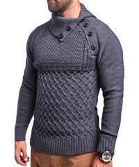 2ee9a5567de8 Pánský pletený svetr Tazzio 16-472