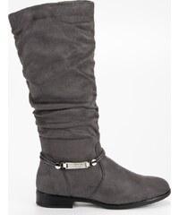 Sivé Dámske topánky z obchodu Londonclub.sk - Glami.sk 4c7f1f907b3