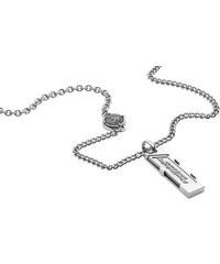Pánský náhrdelník z chirurgické oceli Diesel DX 1036 acf2abe0cd2