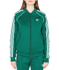 Női adidas Originals SST Melegítő felső Zöld b03e726799