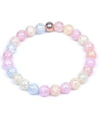 S12 luxusní dámský korálkový náramek Simple Mix Crystal │ BeRare.cz 9c74424d7f0