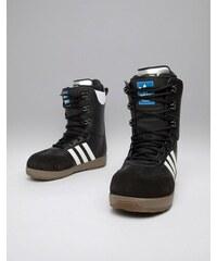 adidas Snowboarding Samba ADV Snowboard Boots in Black - Black 01c4c294e4