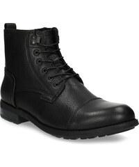 Vagabond Pánská kotníková obuv s kožíškem 8565082bcae