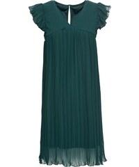 Petrolejové letní šaty - Glami.cz 20f2f34419