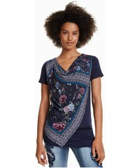 Kolekcia Desigual Dámske tričká z obchodu ColorFashion.sk - Glami.sk 524d5bbe876
