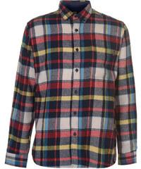 935041a51c5 Pierre Cardin Pierre Cardin s dlouhým rukávem Flannel košile pánské