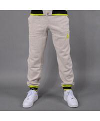 3acc5d83202 Jordan Varsity Sweatpants melange světle béžové   černé   žlutozelené