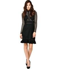 Guess dámské černé šaty Jacqueline 47d0c2dc196