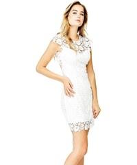 Guess dámské bílé šaty Joya. 2 975 Kč. Skladem  87012e06ab
