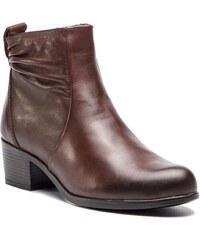 Magasított cipő LASOCKI - RST-GUSTA-08 Brown e80616d2e5