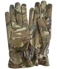 db6e79d8f54 Černé pletené silné pánské rukavice Assante 89702. Detail produktu · Armáda  Britská Rukavice kožené britské 5-tiprsté