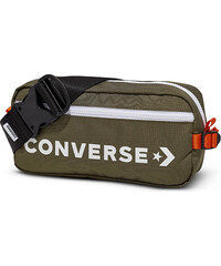 Converse Oranžovo-zelená taška Hip Pack 34de59969d