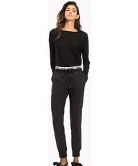 Tommy Hilfiger dámský černý svetřík Essential e773ae8c1ba