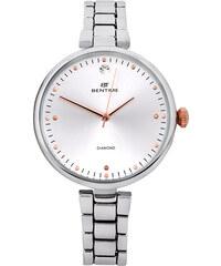 Bentime Dámské hodinky s diamantem 027-9MB-PT12103C 2a79ab1e005