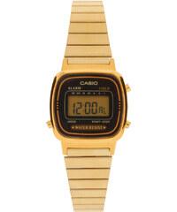 Casio - LA670WEGA-1EF - Mini montre digitale - Noir et doré - Noir