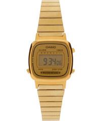 Casio - Kleine Digitaluhr, LA670WEGA-9EF - Gold