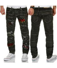KOSMO LUPO kalhoty pánské KM183 jeans džíny. 1 490 Kč 9d13ddf1af