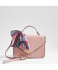 Mohito - Crossbody kabelka so šatkou - Ružová 50095ecfa9c